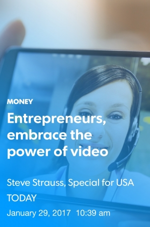 Business embrace the use of video to drive conversion